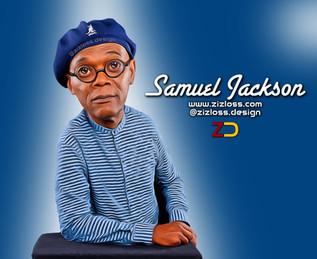 Samuel Jackson صامويل جاكسون