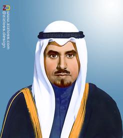 الشيخ جابر الأحمد الجابر الصباح