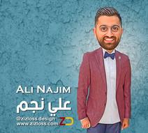 Ali Majim | علي نجم