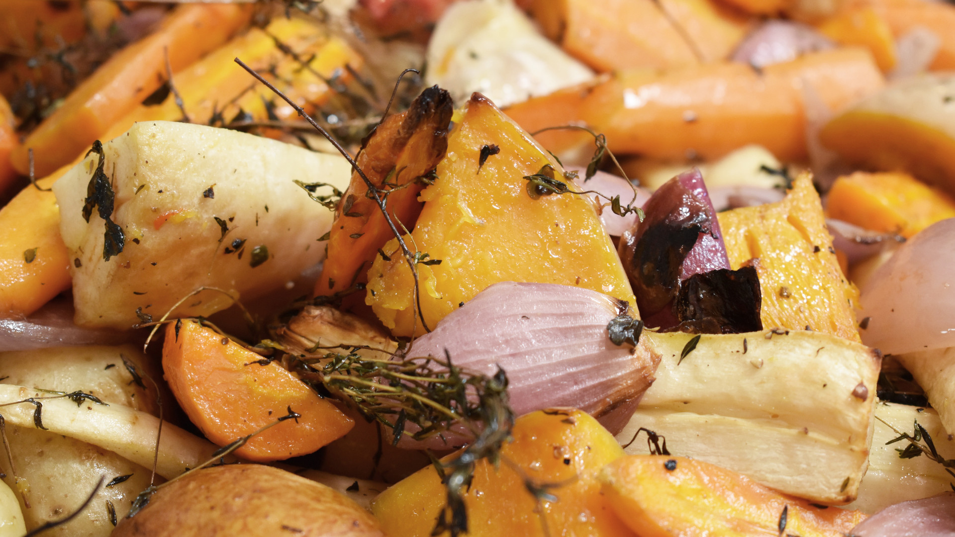 Autumn/Winter - Roasted Vegetables