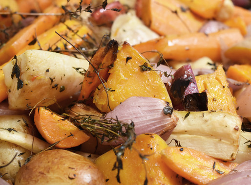 A Simple Recipe for Winter Root Vegetables