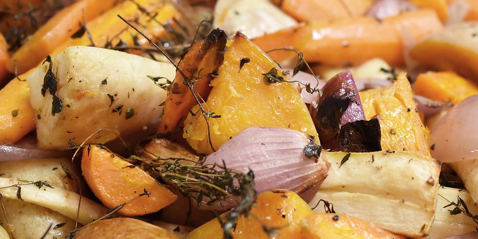 Cuisiner les légumes de saison