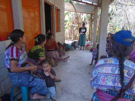 Guatemalan Villages Face Food Insecurity