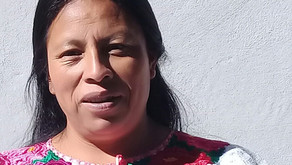 Spotlight on Sebastiana Pale, Coordinator of the Midwife Movement of Chiapas and GPA's Newest Member