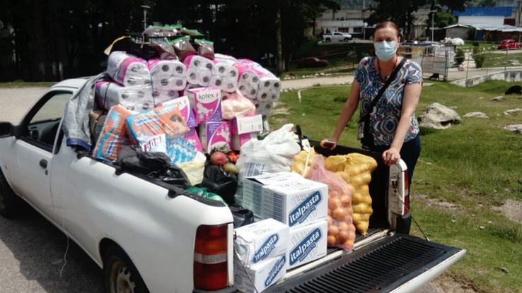 Colectiva Cereza to Help Imprisoned Indigenous Women and Their Children with Basic Supplies