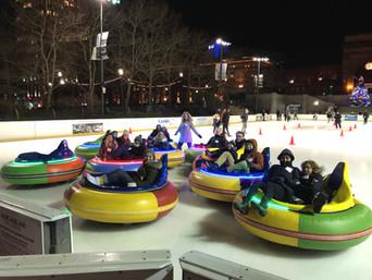 Ice Rink Bumper Cars 2018