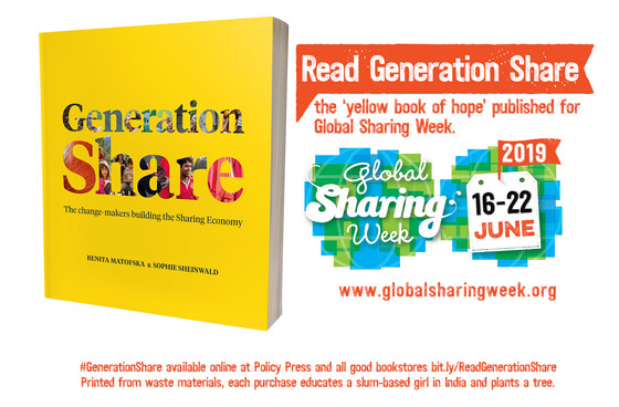 Generation Share: How the Sharing Economy could save the Planet