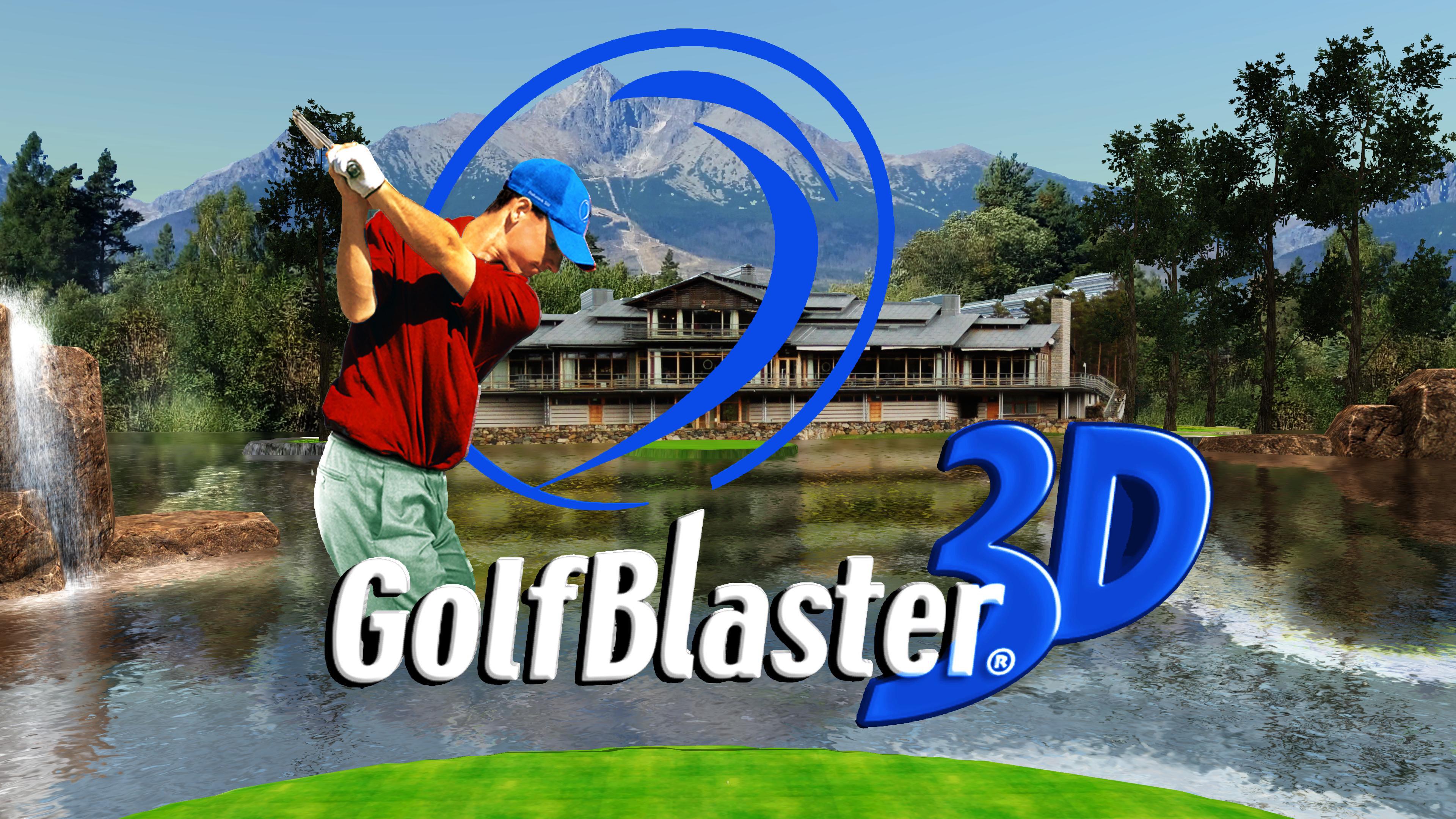 GolfBlaster3D Ultra