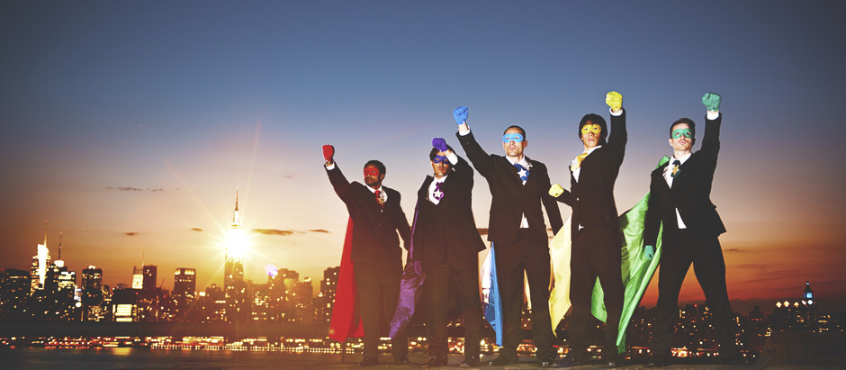 Superheroes for Success