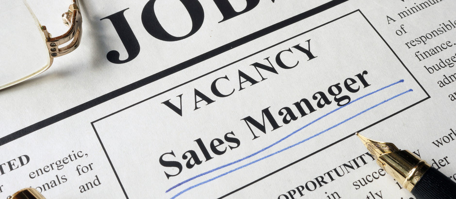 Hiring a sales manger? Here are three questions you should ask before making an offer.