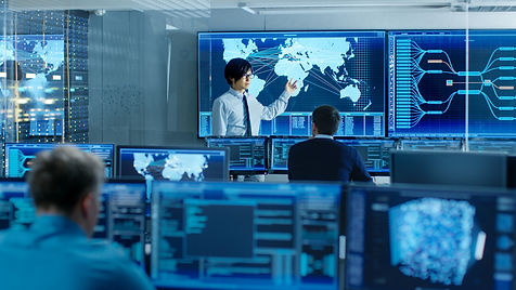 Cybersecurity Operations Center