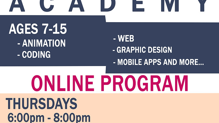 Interactive Media Design Online Class 2021