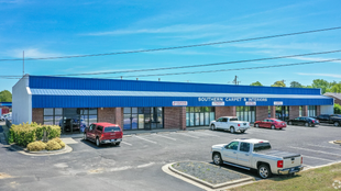 Prudent Growth Partners Completes its Purchase of Fayetteville Industrial Park