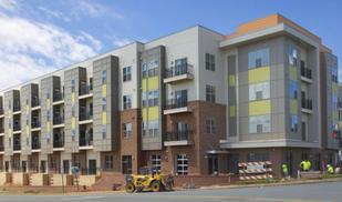 Bullish Report on Triangle Apartment Market