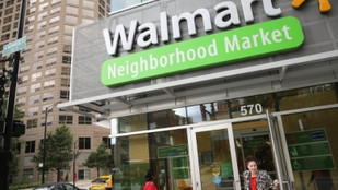 The Walmart Effect: Compressed Cap Rates on Net-Leased Big Boxes