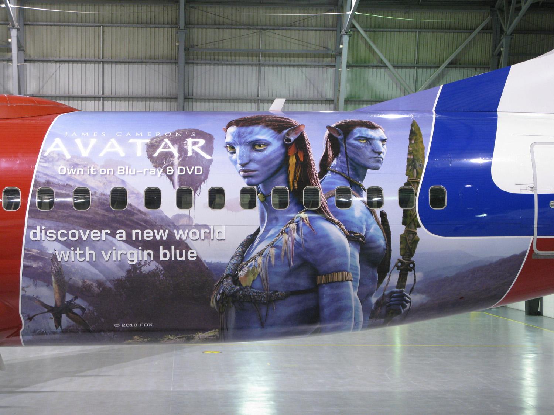 Avatar Fuselage