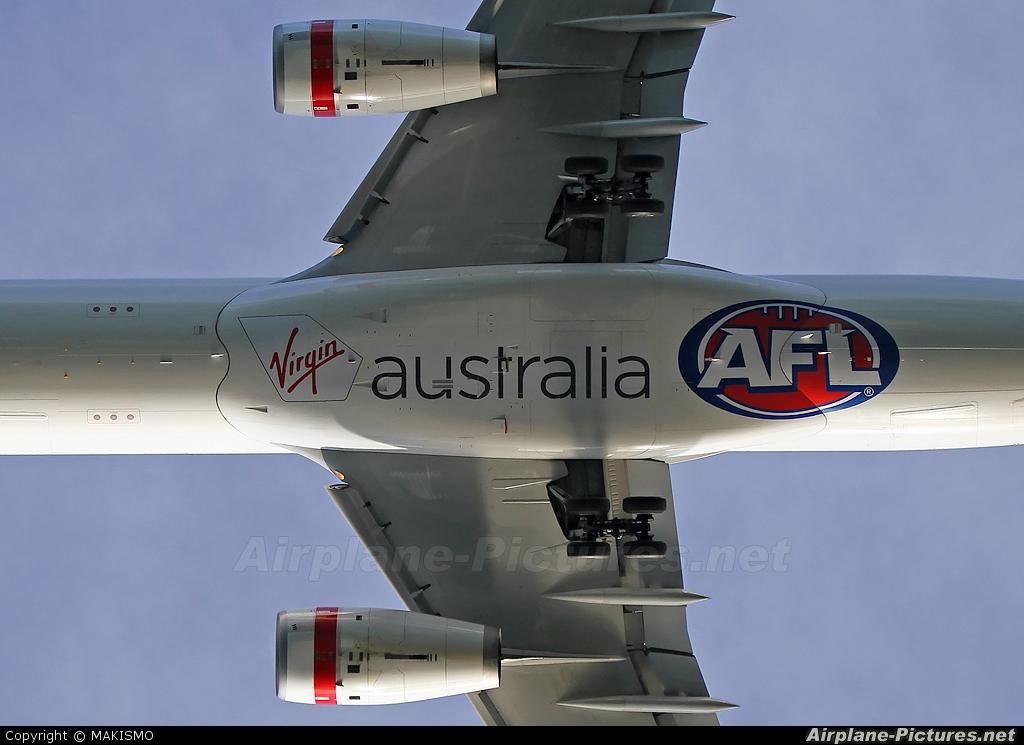 AFL Underneath Fuselage Ad