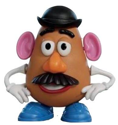 Comrade Potato Head
