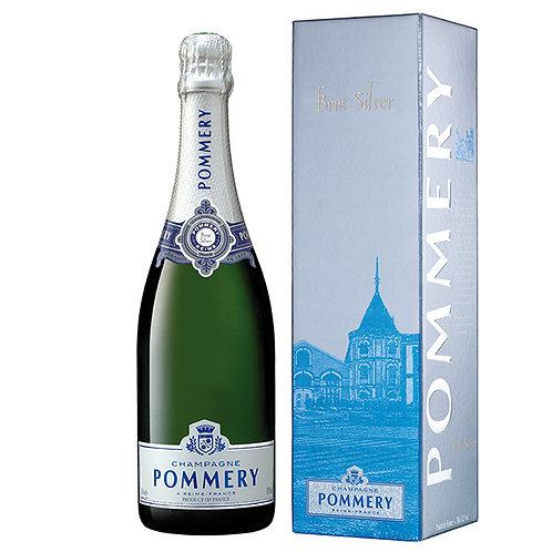 Champagne Pommery Brut Silver - 3 ans de vieillissement