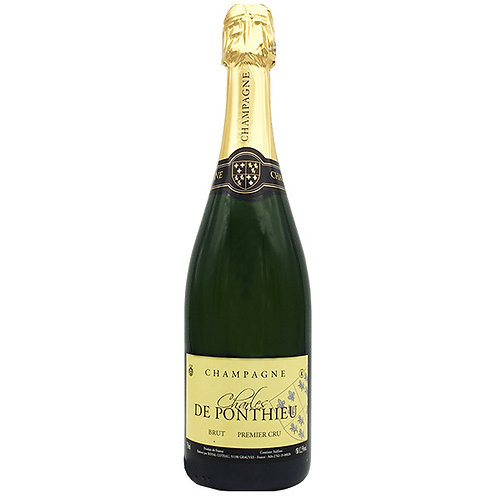 Champagne Charle de Ponthieu Brut 1er Cru