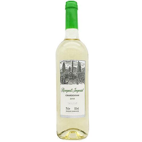Rempart Impérial Chardonnay - Vin d'Espagne