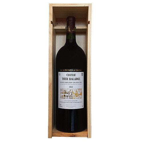 Château Tour Baladoz - Saint Emilion Grand Cru - Magnum (1,5l)