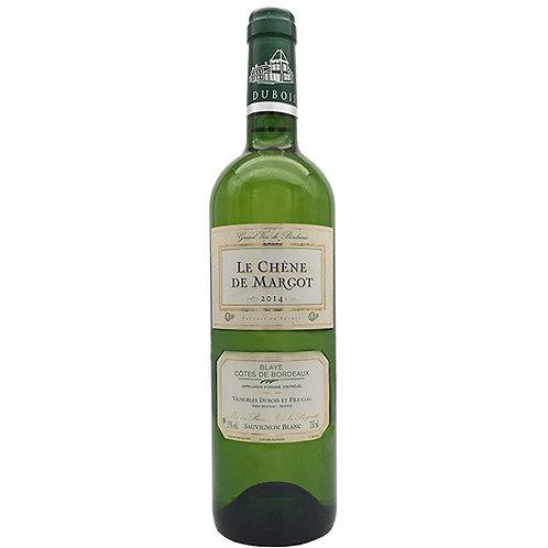 Le Chêne de Margot Sauvignon Blanc- Blaye Côtes de Bordeaux