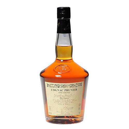 Cognac VS Prunier Fine Cognac (bouteille basse)