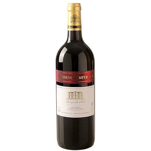 Résidence Impériale Rouge 100cl - Vin de Pays