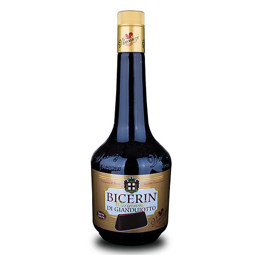 Liqueur Chocolat Noir Originale Bicerin - Cacher Parve