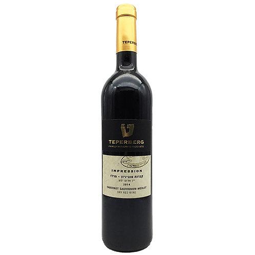Teperberg Impression Cabernet Sauvignon/Merlot - Israël