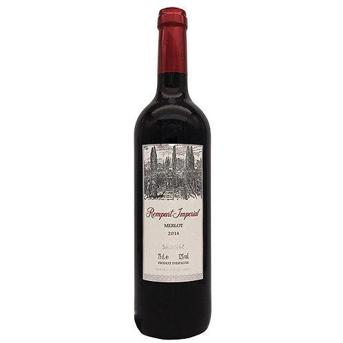 Rempart Impérial Merlot - Vin d'Espagne