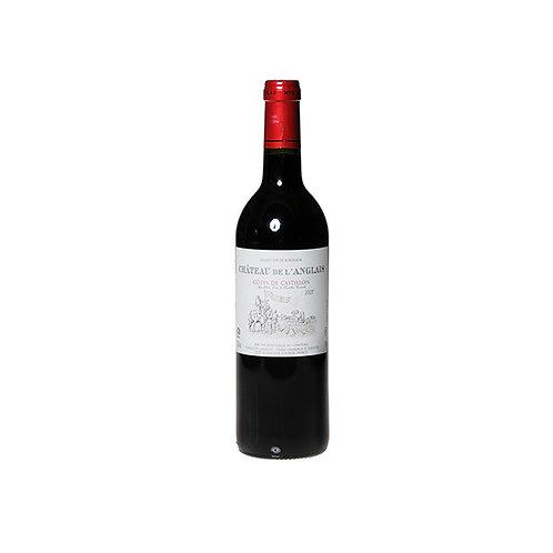 Château De L'Anglais - Castillon Côtes de Bordeaux - ½ bouteille (0,375l)