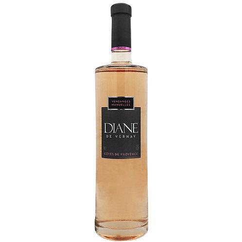 Diane de Vernay vendanges manuelles - Côtes de Provence