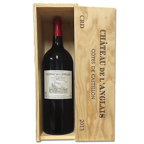 Château De L'Anglais - Castillon Côtes de Bordeaux - Magnum (1,5l)