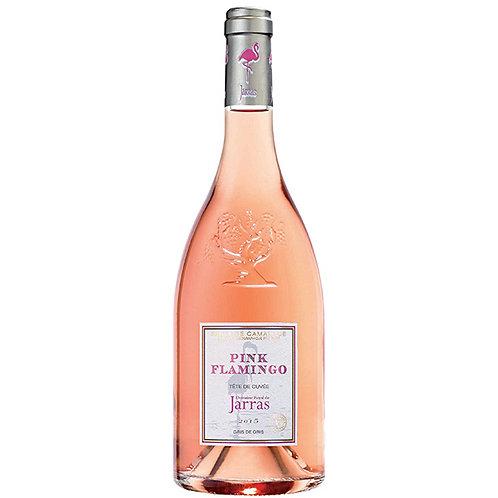 """Pink Flamingo """"Gris de Gris"""" Domaine de Jarras - Sable de Camargu"""