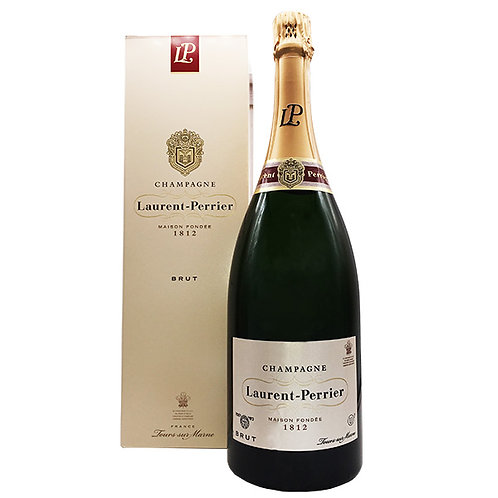 Champagne Laurent-Perrier Brut Magnum (1,5l)