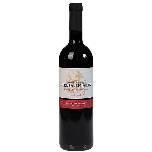 Jerusalem Hills Cabernet Sauvignon - Vin d'Israël