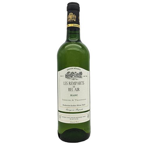Les Remparts de Bel Air - Chardonnay Blanc Sec