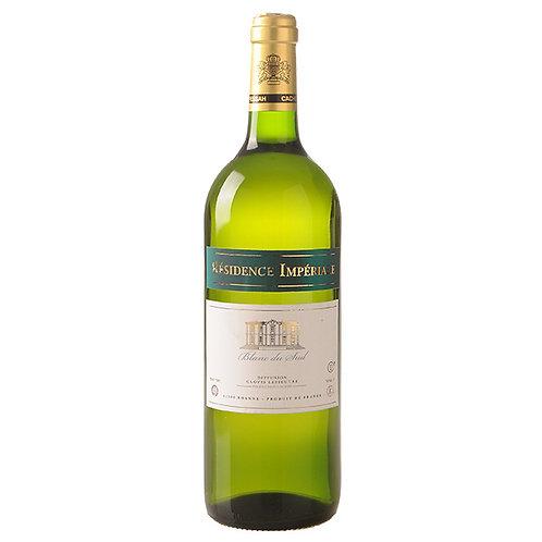 Résidence Impériale Blanc 100cl - Vin de Pays