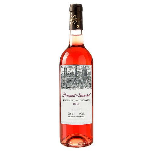 Copie de Rempart Impérial Cabernet Sauvignon Rosé - Vin d'Espagne