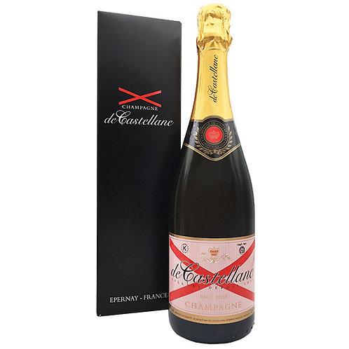 Champagne de Castellane Rosé