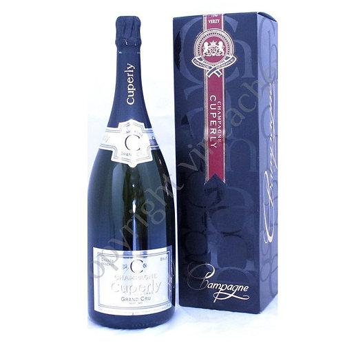 Champagne Cuperly Brut Grand Cru - Magnum (1,5l)