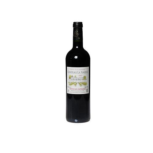 Château La Naude - Bordeaux Supérieur - 1/2 bouteille (37,5cl)