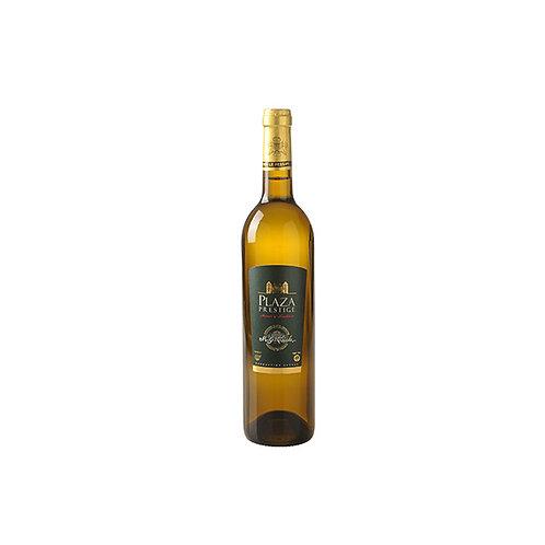 Plaza Prestige Blanc - Vin de Pays - ½ bouteille (0,375l)