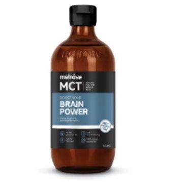 MCT Oil Brain Power 500ml