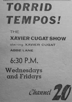 Xavier Cugat Show