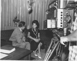 G.B Gordon with Anita Bryant