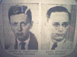 WICS Staff 1953