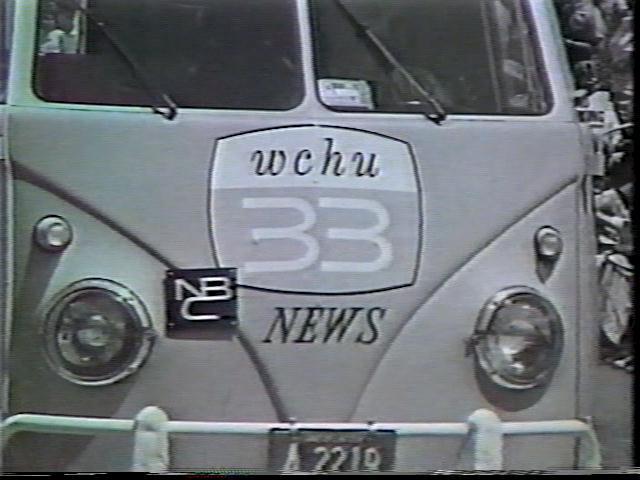 WCHU News/Production Van